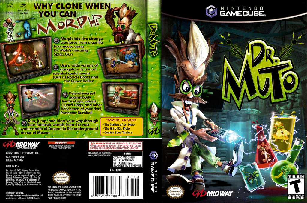 Dr. Muto Wii coverfullHQ (GMUE5D)