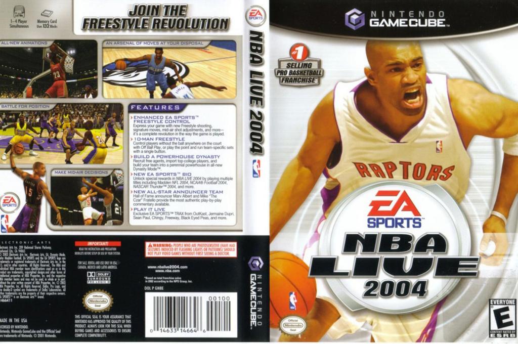 NBA Live 2004 Array coverfullHQ (GN8E69)