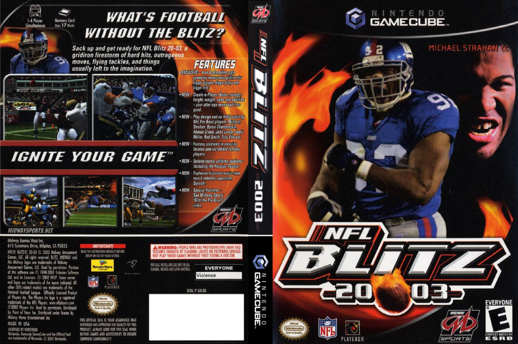 NFL Blitz 2003 Wii coverfullHQ (GO3E5D)