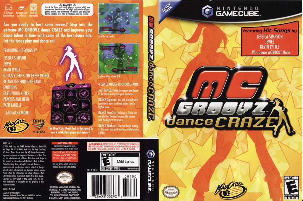 MC Groovz Dance Craze Wii coverfullHQ (GR4EMZ)