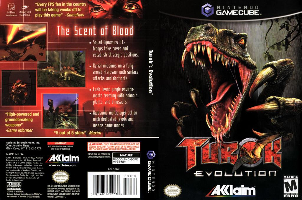 Turok Evolution Wii coverfullHQ (GTKE51)