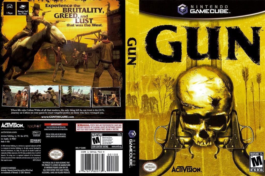 Gun Wii coverfullHQ (GUME52)