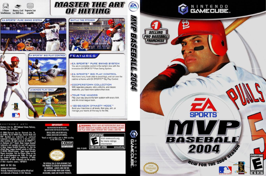 MVP Baseball 2004 Wii coverfullHQ (GVPE69)