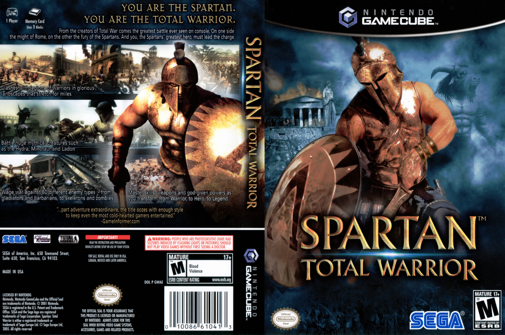 Spartan Total Warrior Array coverfullHQ (GWAE8P)