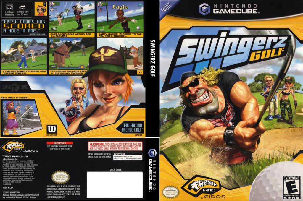 Swingerz Golf Wii coverfullHQ (GWGE4F)
