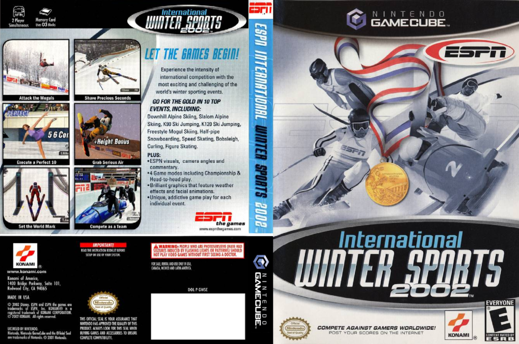 ESPN International Winter Sports 2002 Wii coverfullHQ (GWSEA4)