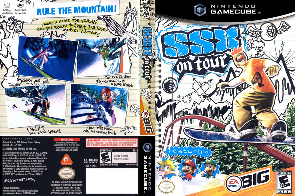 SSX on Tour Wii coverfullHQ (GXOE69)