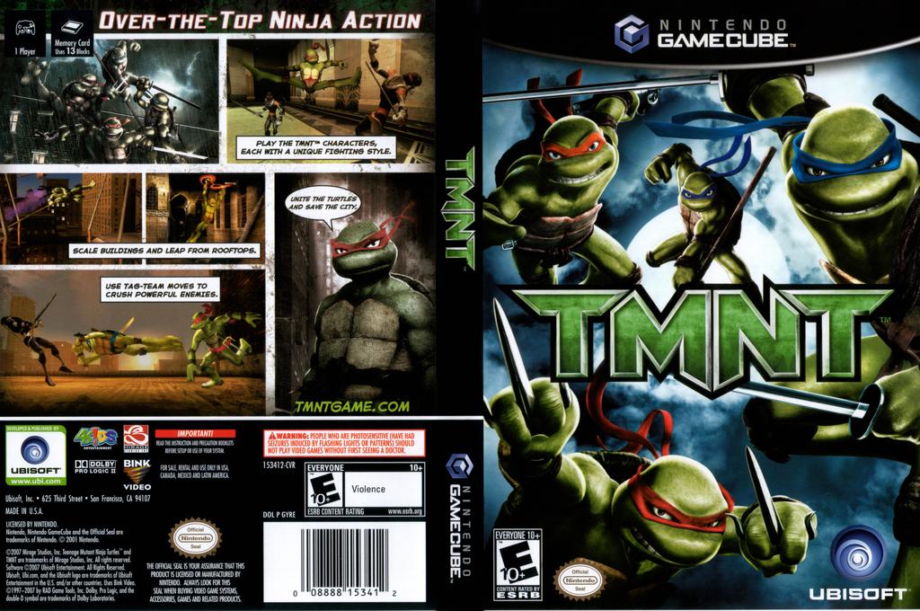 TMNT Wii coverfullHQ (GYRE41)