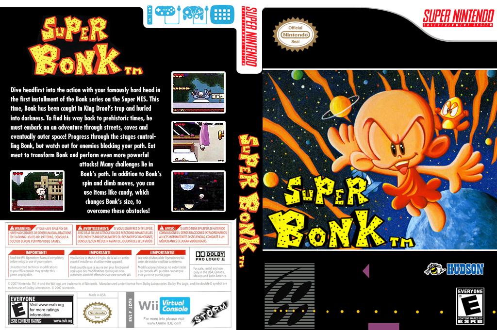 Super Bonk Wii coverfullHQ (JD9E)