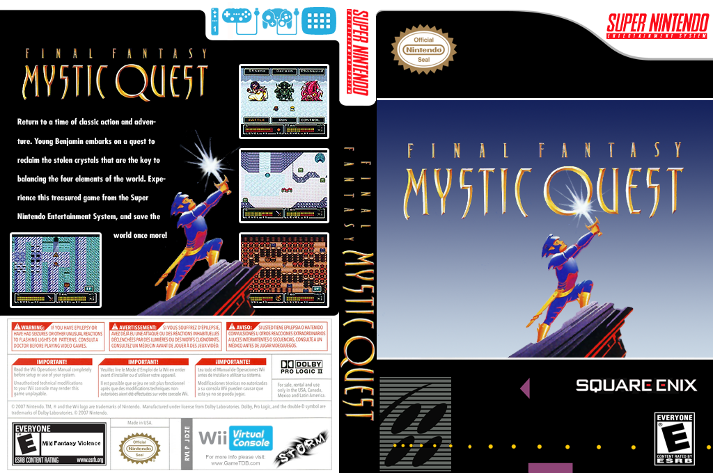 Final Fantasy Mystic Quest Wii coverfullHQ (JDZE)