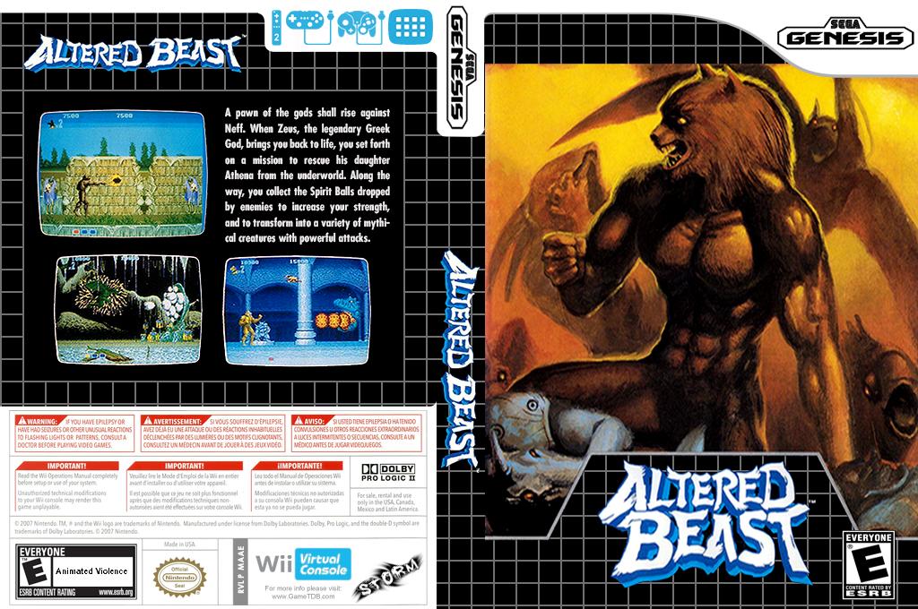Altered Beast Wii coverfullHQ (MAAE)