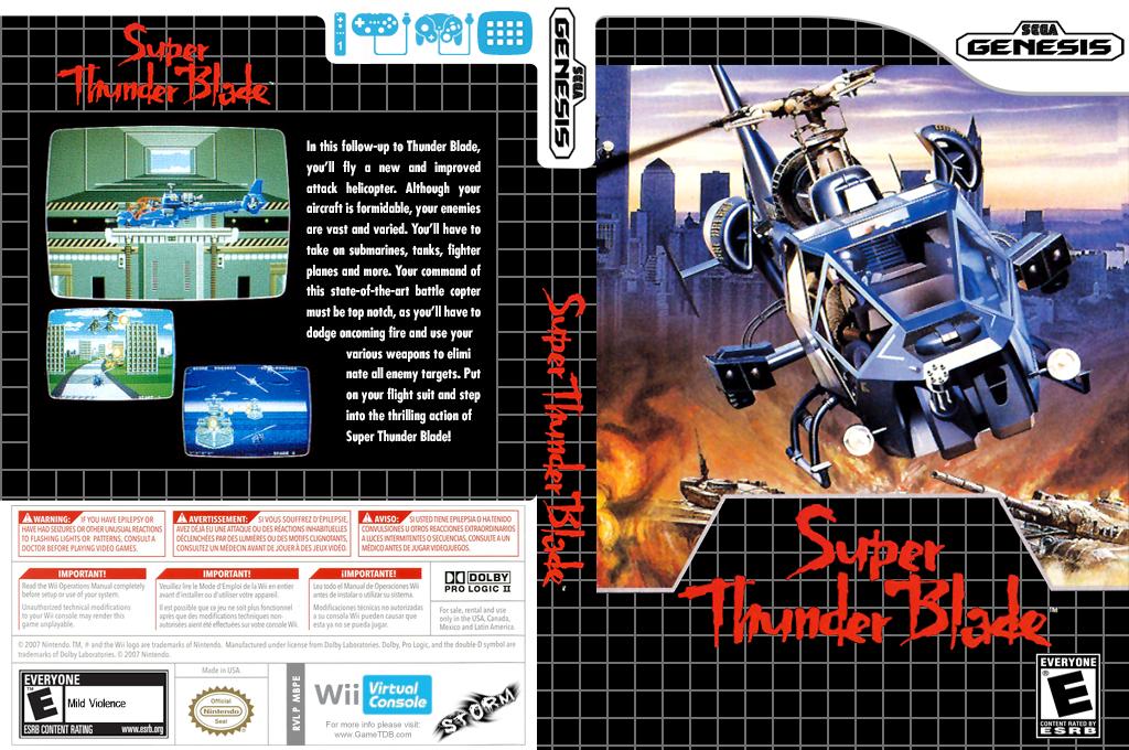 Super Thunder Blade Wii coverfullHQ (MBPE)