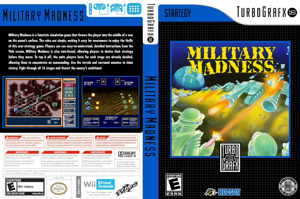 Military Madness Wii coverfullHQ (PANE)