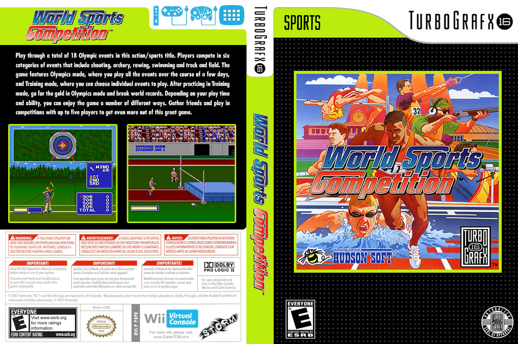 World Sports Competition Wii coverfullHQ (PB9E)
