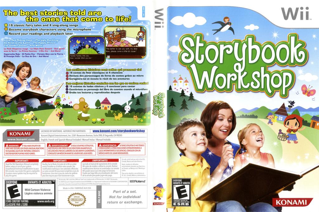 Storybook Workshop Wii coverfullHQ (R4VEA4)