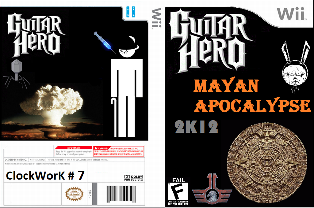 Guitar Hero Mayan Apocalypse Array coverfullHQ (RG4E52)