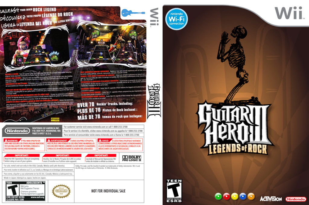 I Fought The Law - GH3 Wii coverfullHQ (RGHE61)