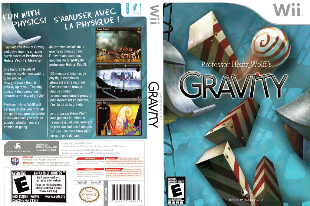 Professor Heinz Wolff's Gravity Wii coverfullHQ (RHEEJJ)