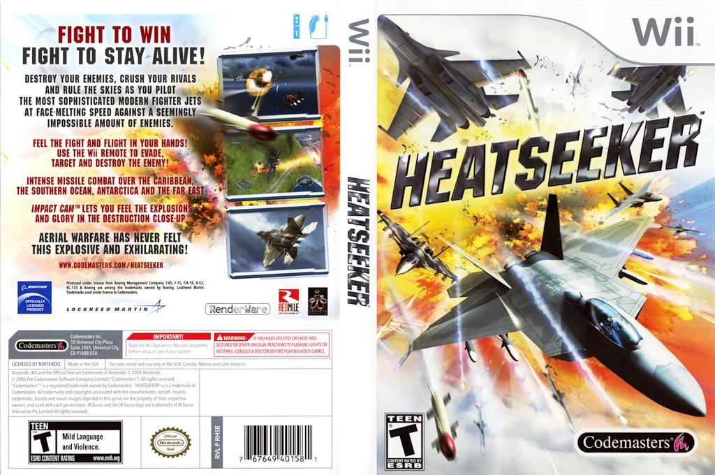 Heatseeker Wii coverfullHQ (RHSE36)