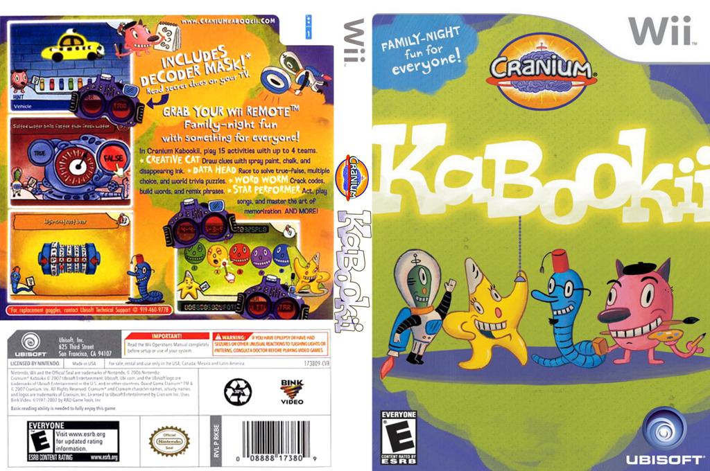 Cranium Kabookii Wii coverfullHQ (RKBE41)