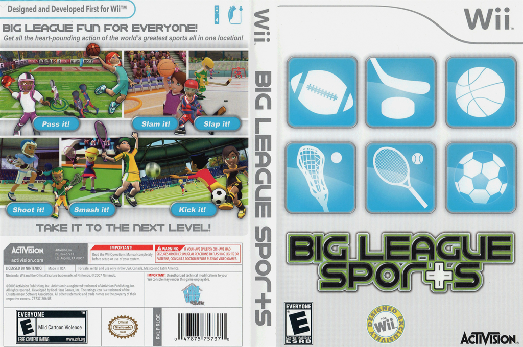 Big League Sports Wii coverfullHQ (RLQE52)