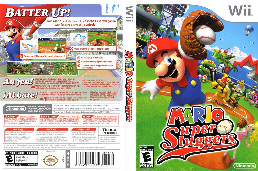 Mario Super Sluggers Wii coverfullHQ (RMBE01)