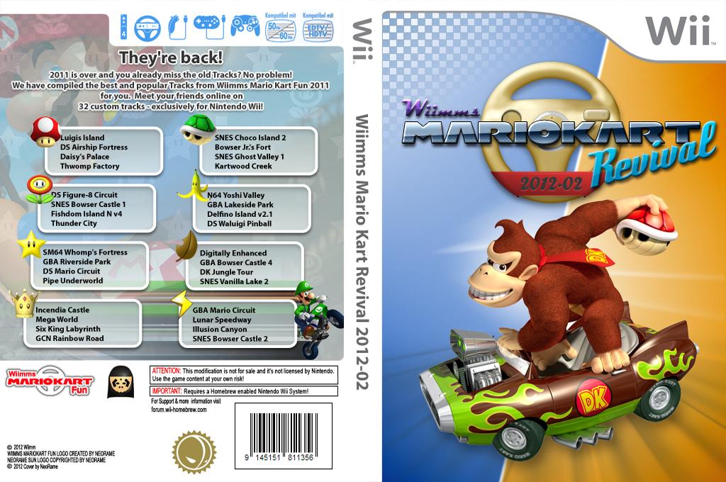 Wiimms MKW Revival 2012-02.ntsc Wii coverfullHQ (RMCE14)