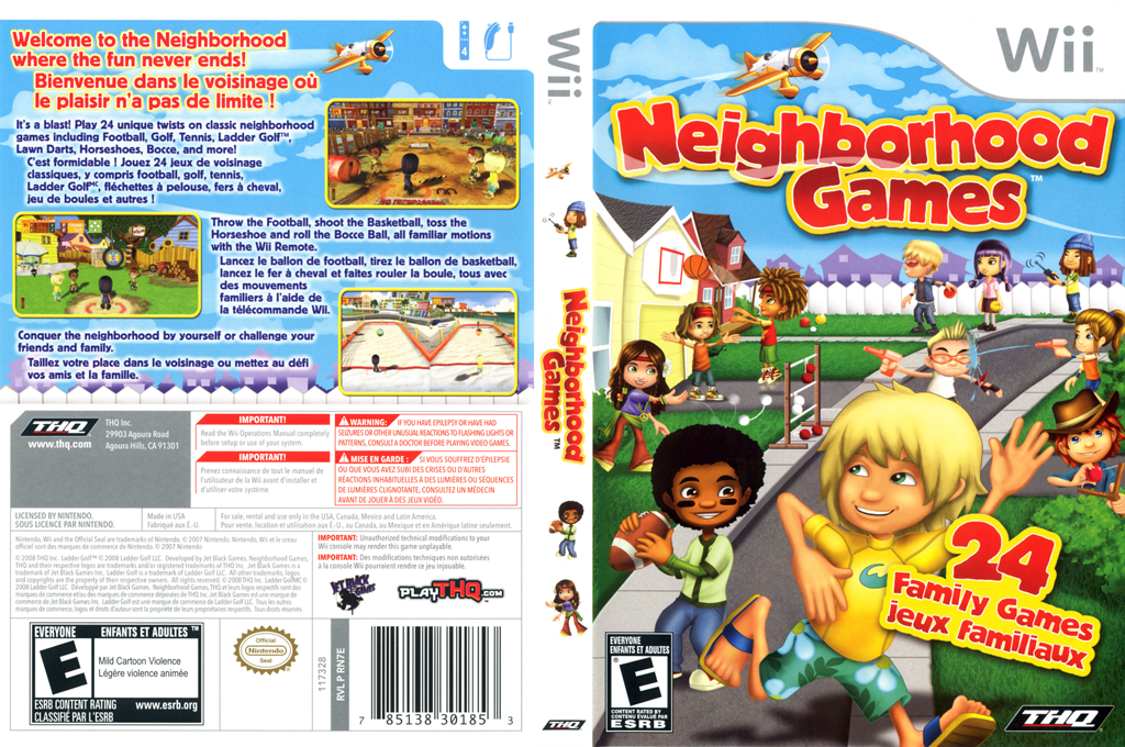 Neighborhood Games Wii coverfullHQ (RN7E78)