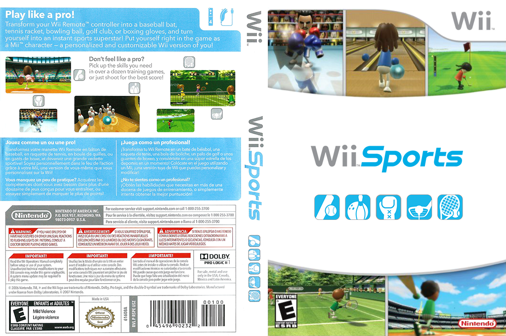 Wii Sports Wii coverfullHQ (RSPE01)