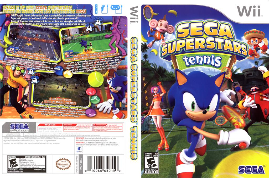 SEGA Superstars Tennis Wii coverfullHQ (RT5E8P)