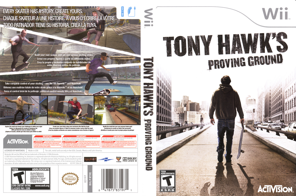 Tony Hawk's Proving Ground Wii coverfullHQ (RT9E52)