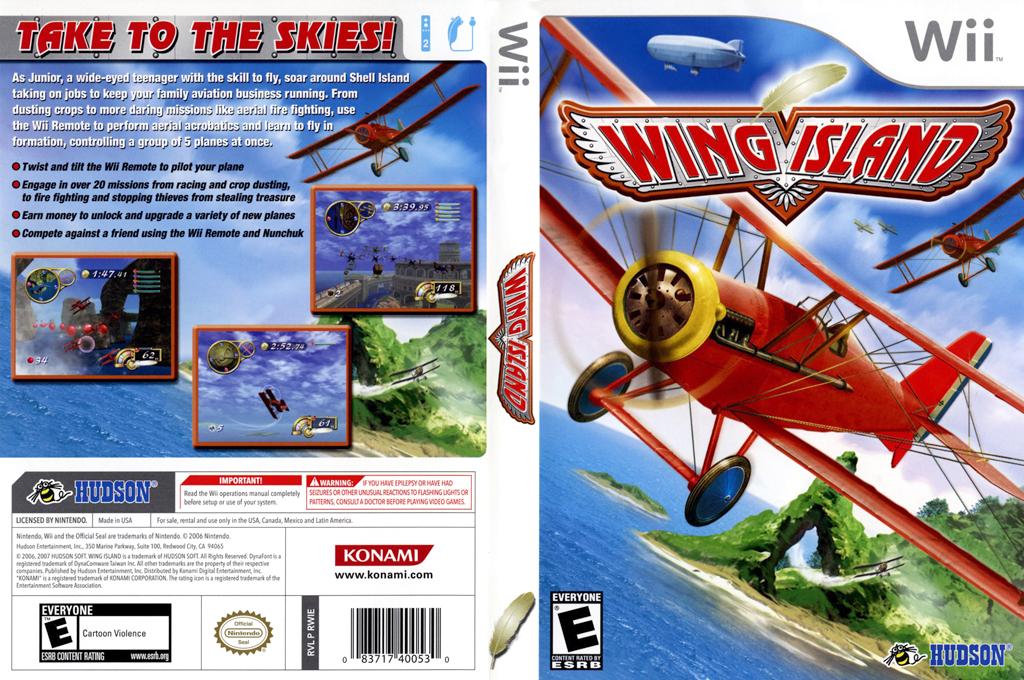Wing Island Wii coverfullHQ (RWIE18)