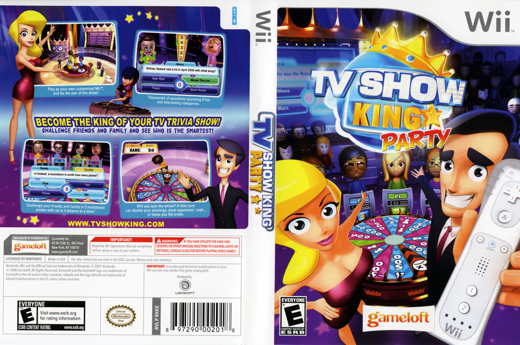 TV Show King Party Wii coverfullHQ (RXKEGL)