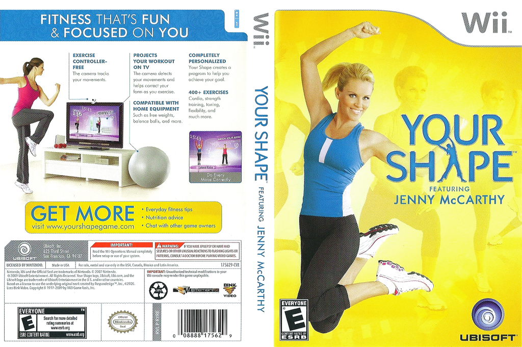 Your Shape Wii coverfullHQ (RYRE41)