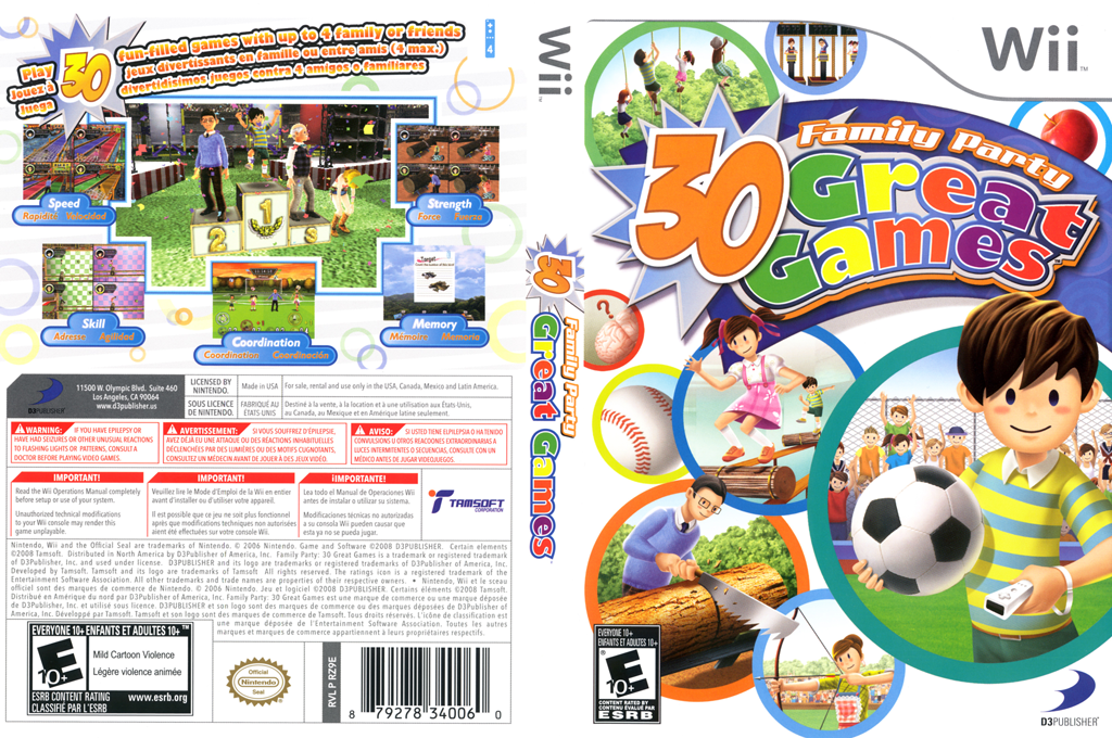 Family Party: 30 Great Games Wii coverfullHQ (RZ9EG9)