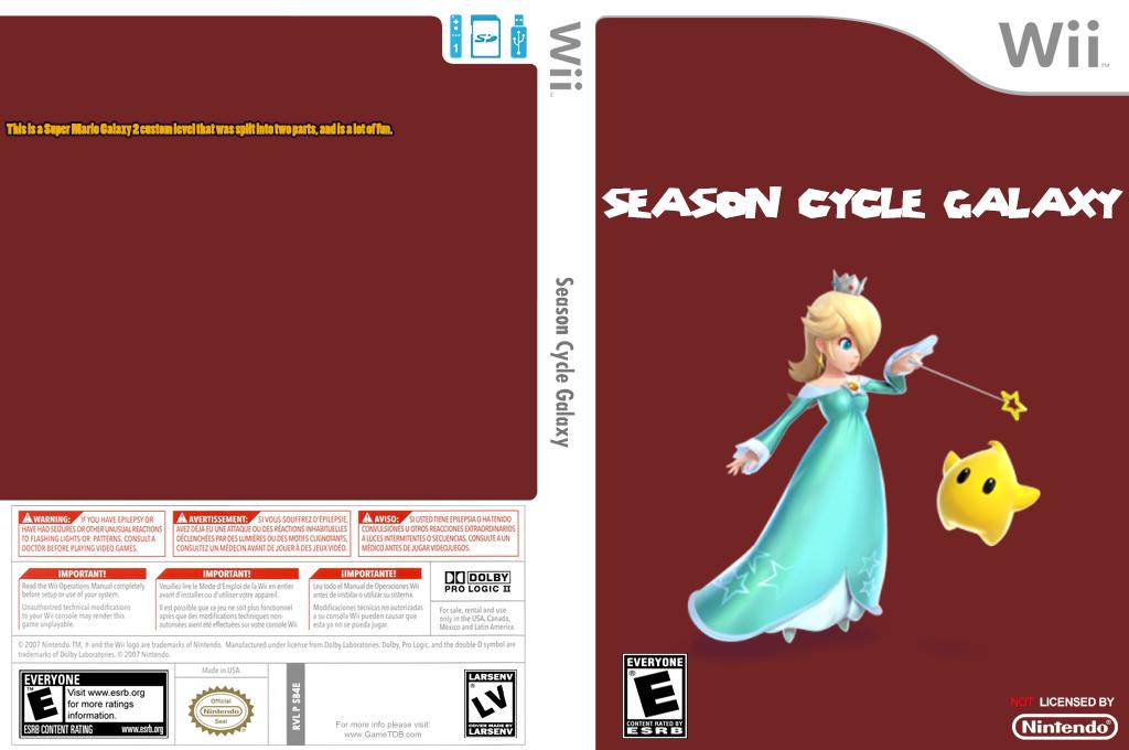 Season Cycle Galaxy Wii coverfullHQ (SB4E05)