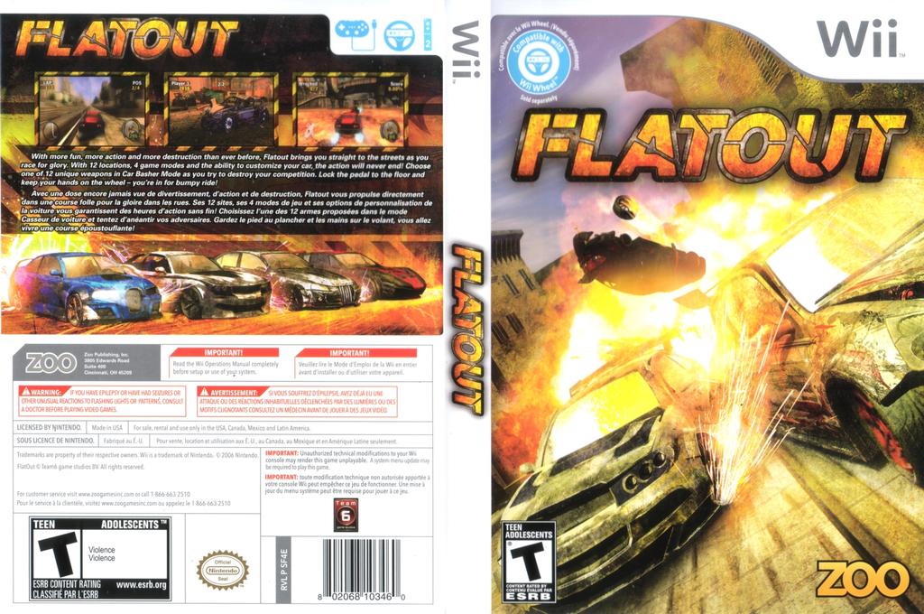 Flatout Array coverfullHQ (SF4E20)