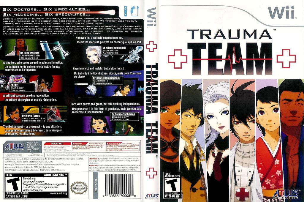 Trauma Team Wii coverfullHQ (SK3EEB)