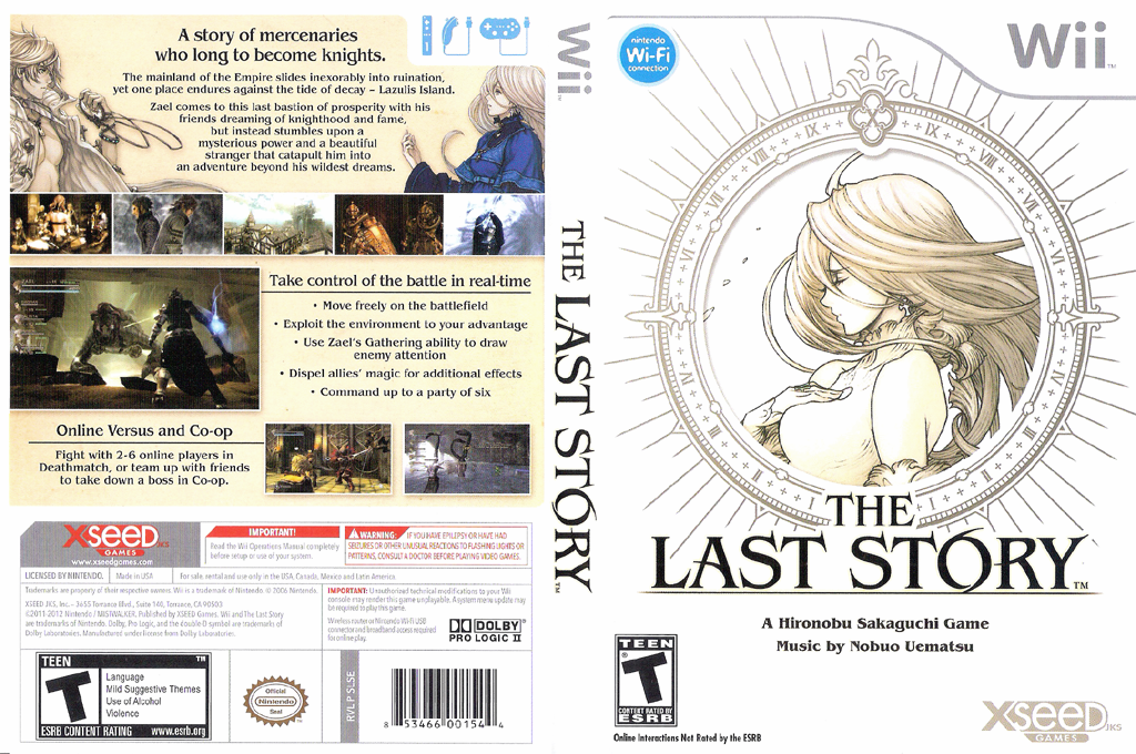 The Last Story Wii coverfullHQ (SLSEXJ)