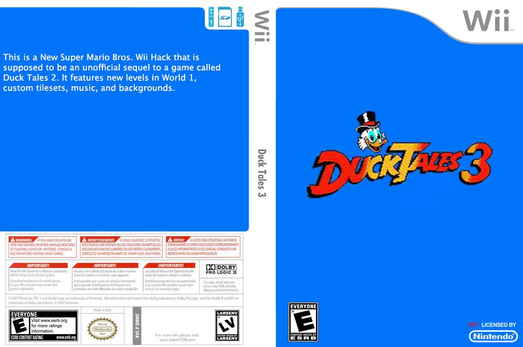 Duck Tales 3 Wii coverfullHQ (SMNEZU)
