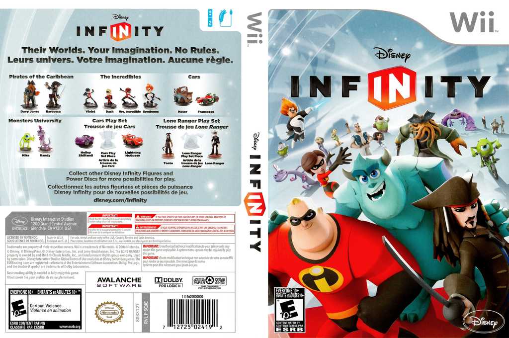 Disney Infinity Wii coverfullHQ (SQIE4Q)