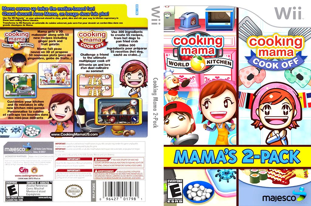Mama's 2-Pack Wii coverfullHQ (SQKE5G)