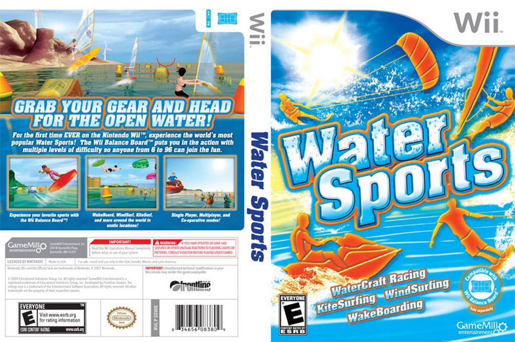 Water Sports Wii coverfullHQ (SSWEPZ)