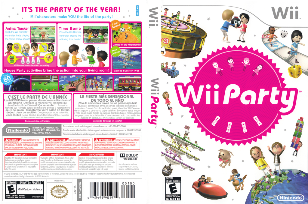 Wii Party Wii coverfullHQ (SUPE01)