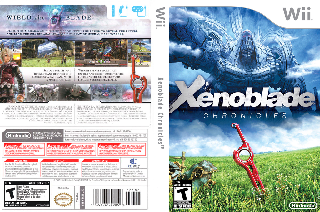 Xenoblade Chronicles Array coverfullHQ (SX4E01)