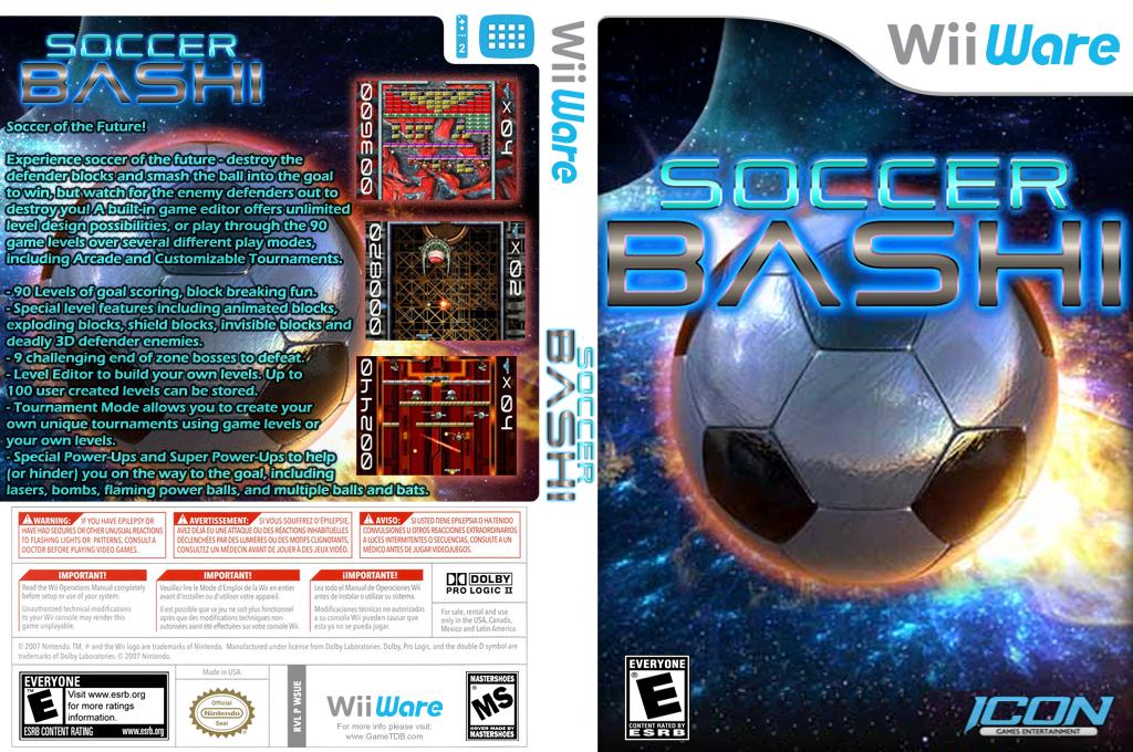 Soccer Bashi Wii coverfullHQ (W3BE)