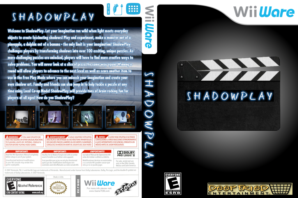 ShadowPlay Wii coverfullHQ (W48E)