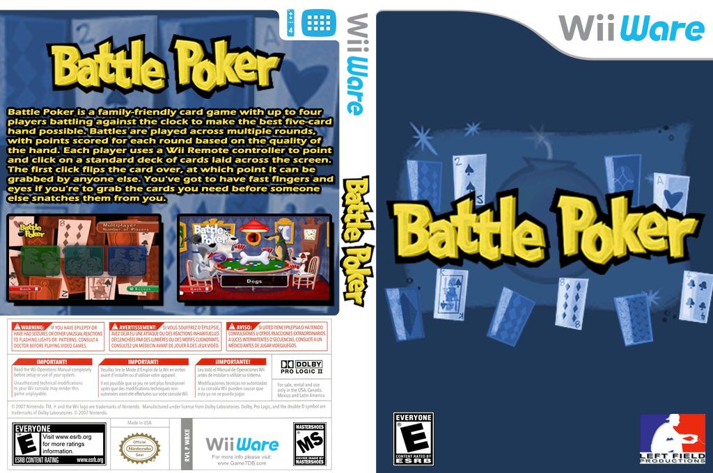 Battle Poker Wii coverfullHQ (W8XE)
