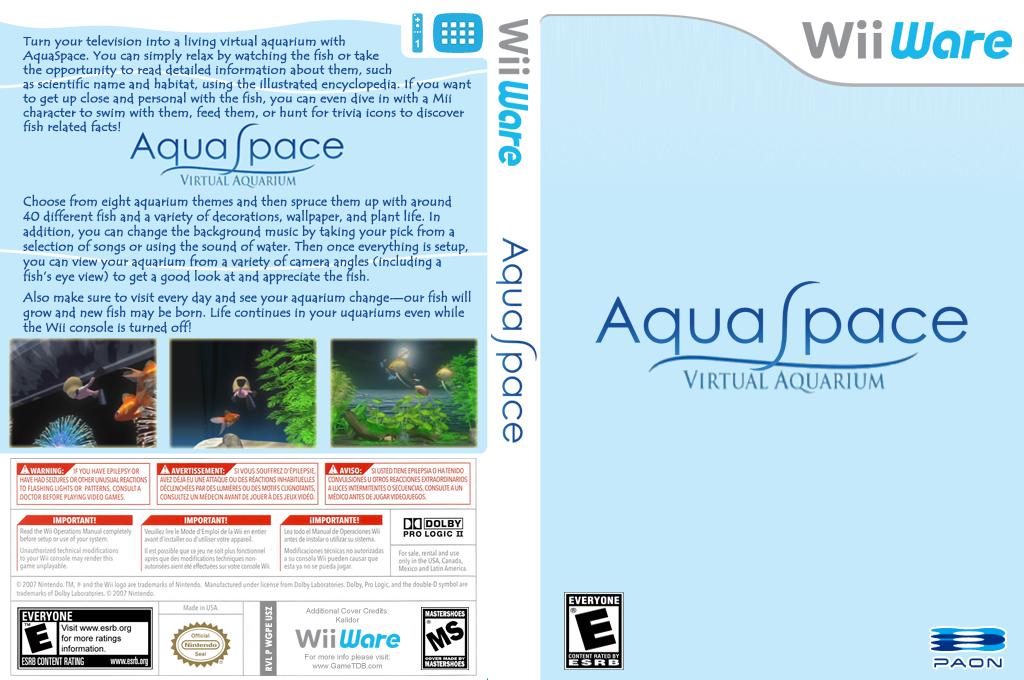 AquaSpace Wii coverfullHQ (WGPE)