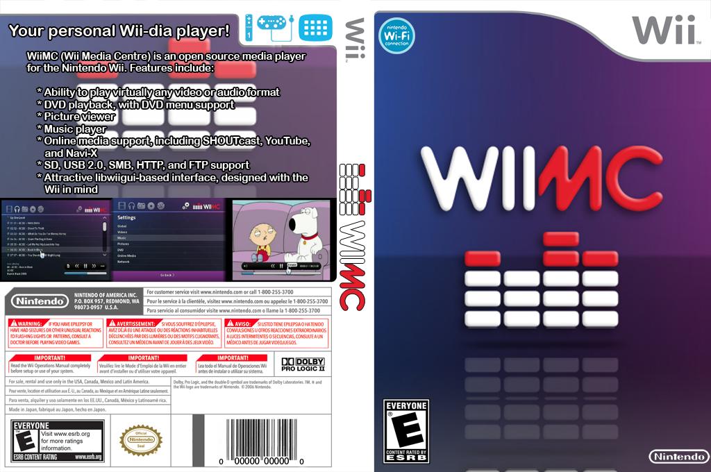 WiiMC Array coverfullHQ (WIMC)